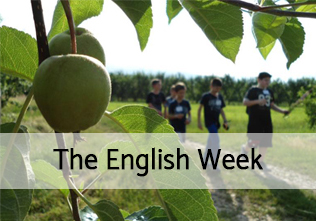 The English Week, Bagnolo Piemonte