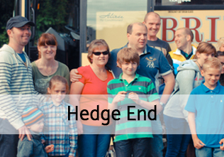 Hedge End, UK