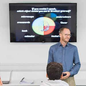 Come fare una presentazione in inglese