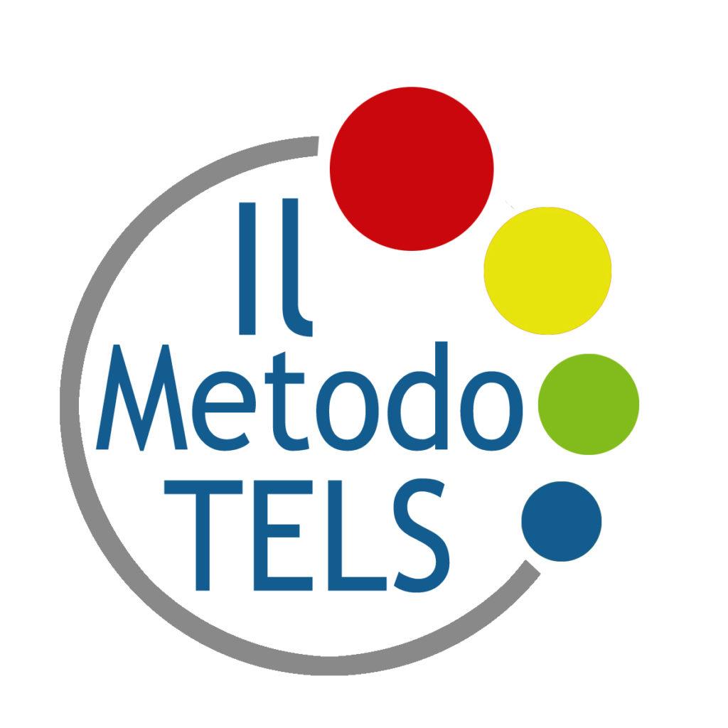 logo del Metodo Tels: life skills e inglese